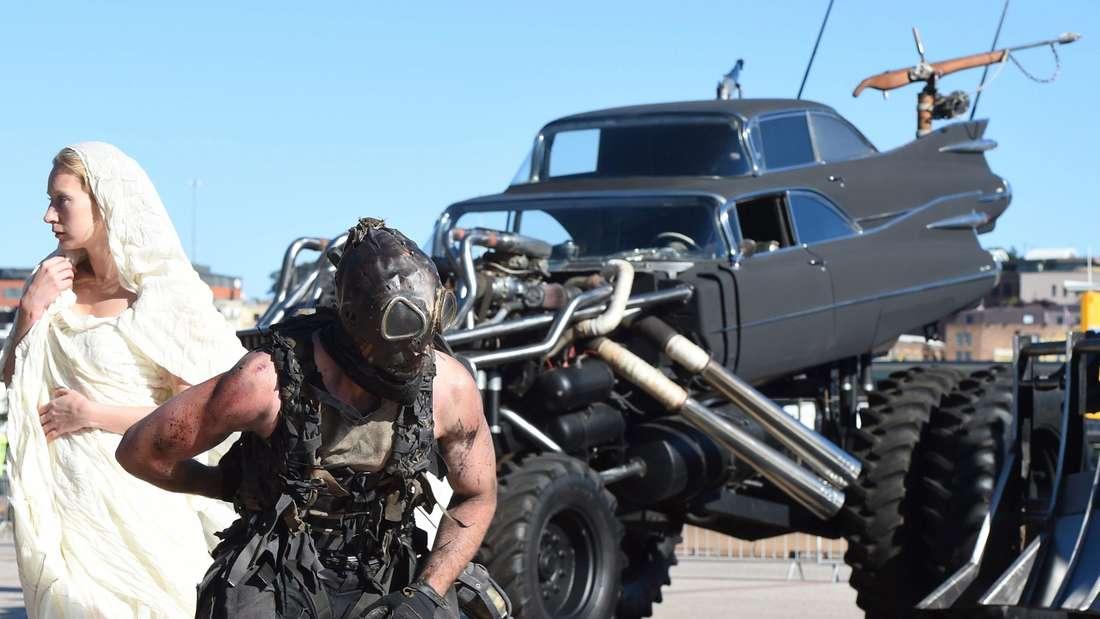 "The Gigahorse: In ""Mad Max: Fury Road"" geht Immortan Joe im Gigahorse auf die Jagd auf Furiosa."