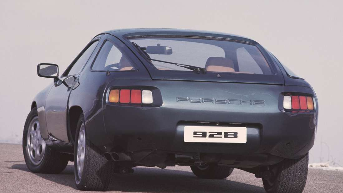 Ein Porsche 928 der ersten Generation.