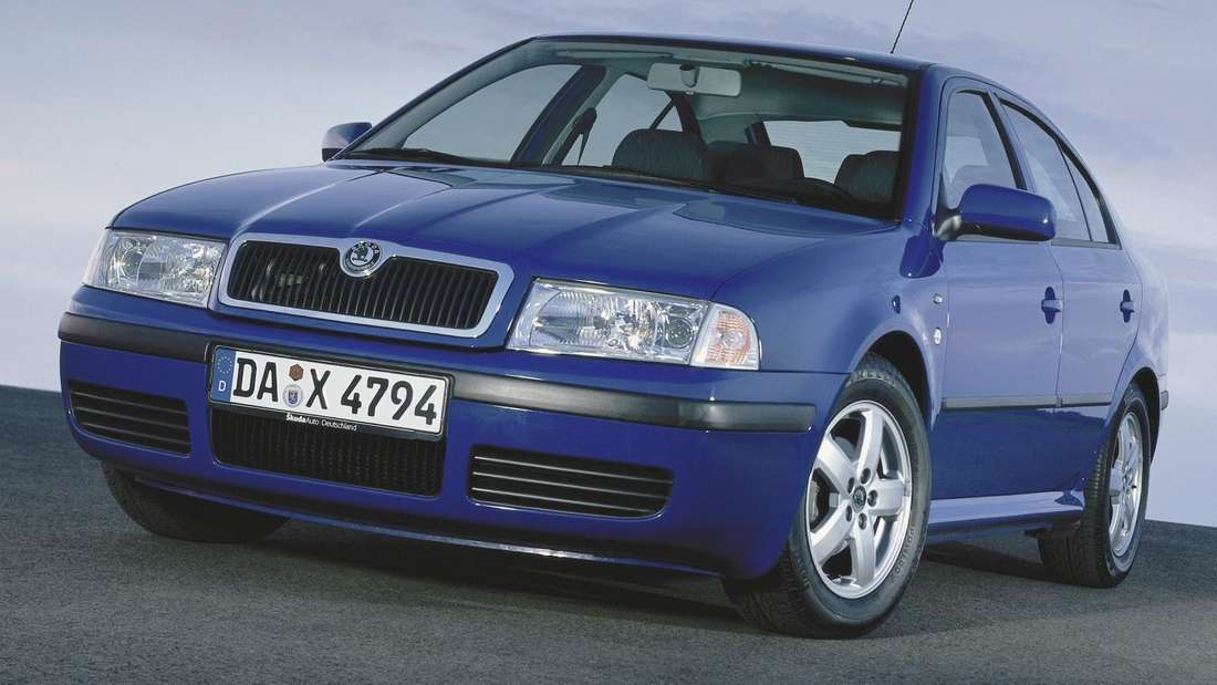 Škoda Octavia der ersten Generation