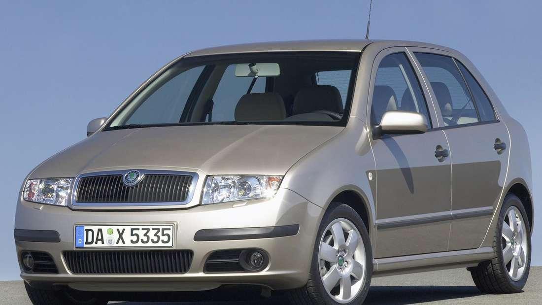 Škoda Fabia der ersten Generation