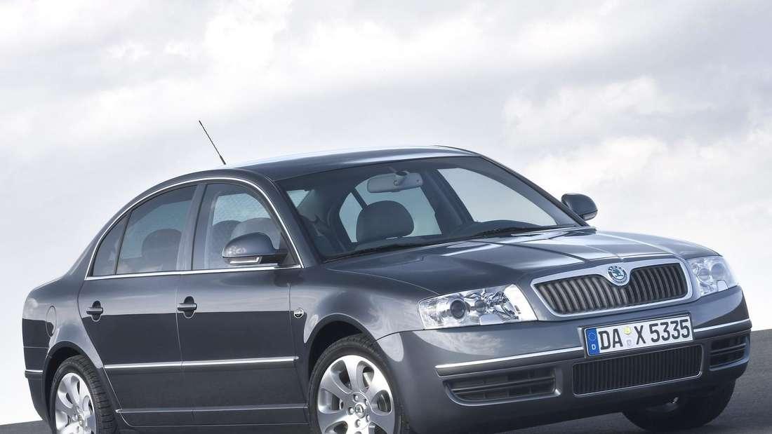 Škoda Superb der ersten Generation