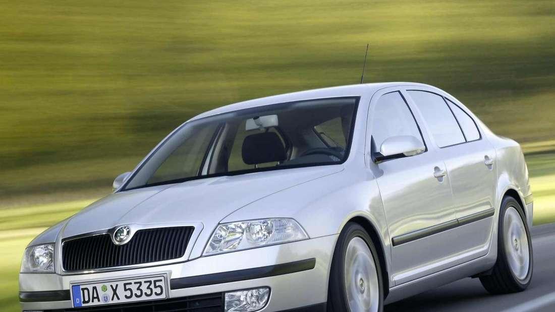 Škoda Octavia der zweiten Generation