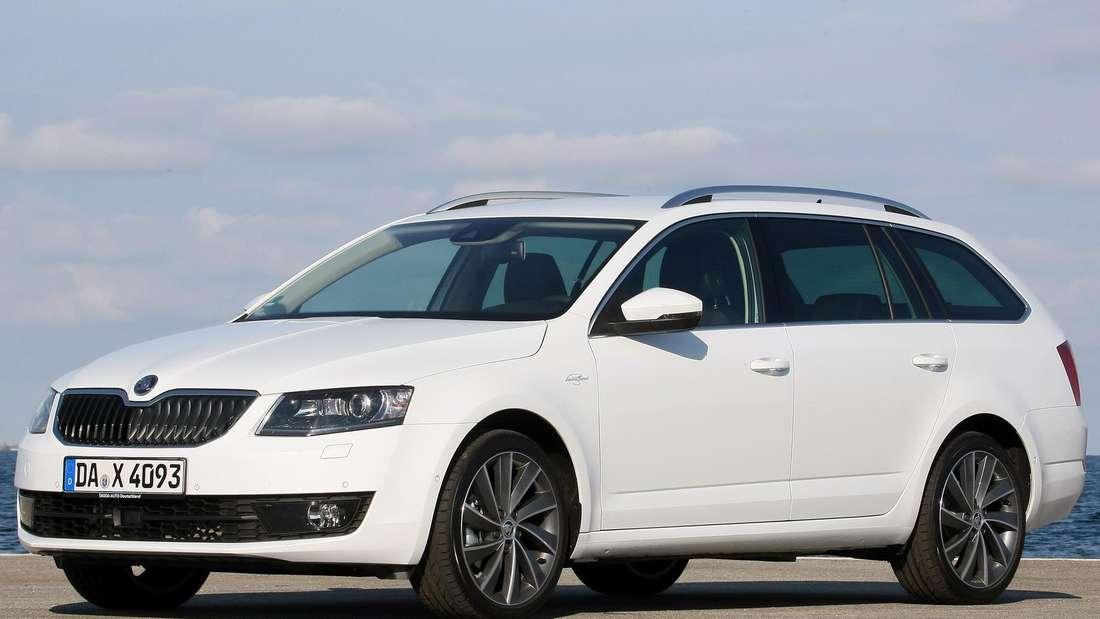 Škoda Octavia Combi in der dritten Generation