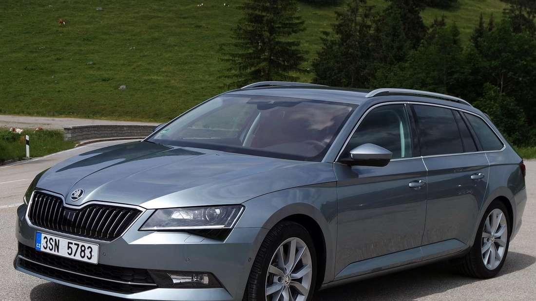 Škoda Superb Combi in der dritten Generation