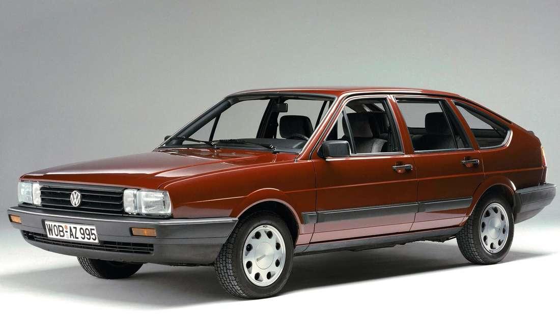 VW Passat der zweiten Generation
