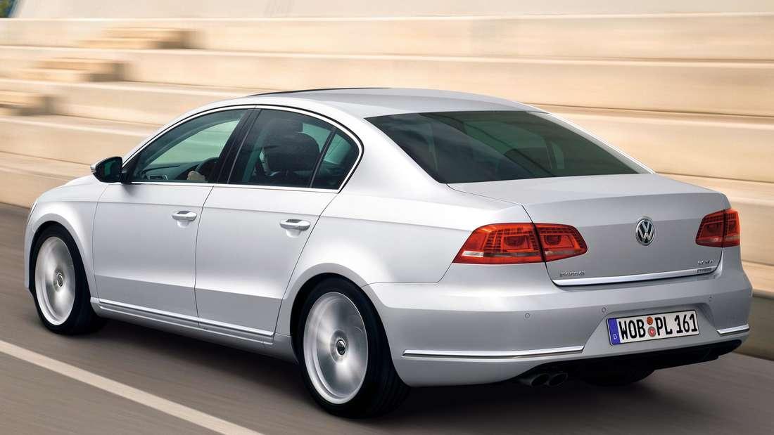 VW Passat der siebenten Generation