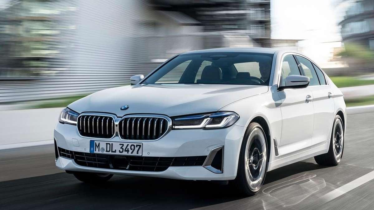 BMW 5er: das Facelift dürfte eine Kundengruppe besonders ...