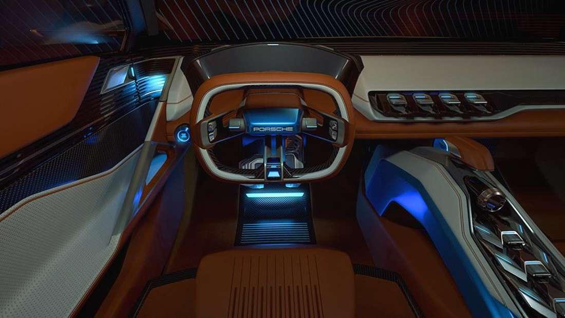 Cockpit des Cyber 677