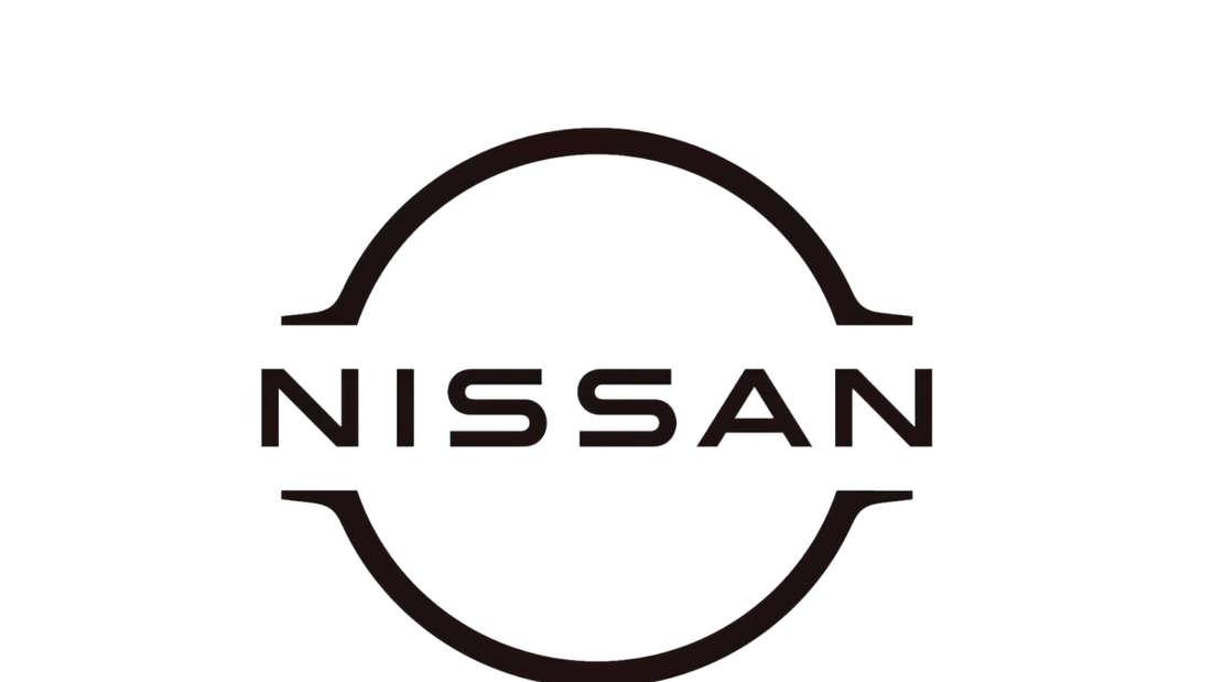 Das neue Nissan-Logo.