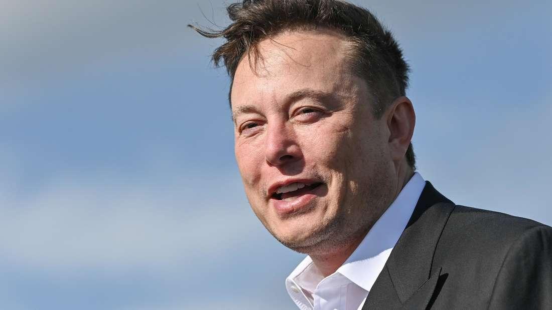 Tesla-Boss Elon Musk