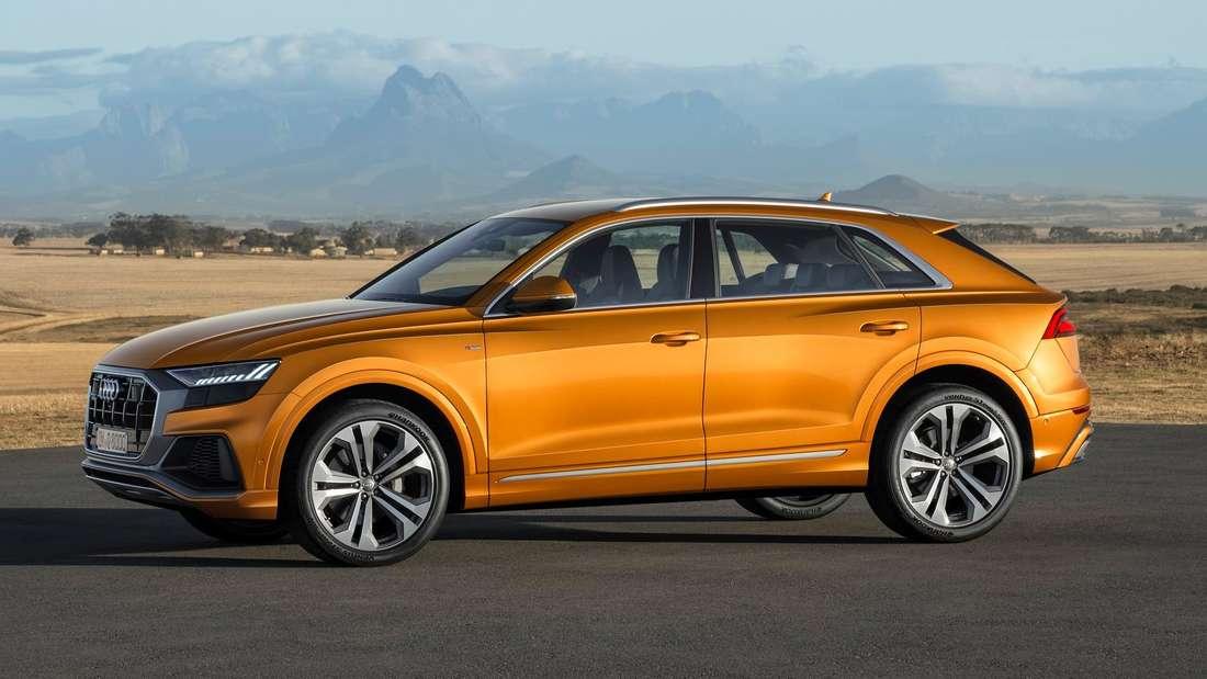 Audi Q8 (Symbolbild)