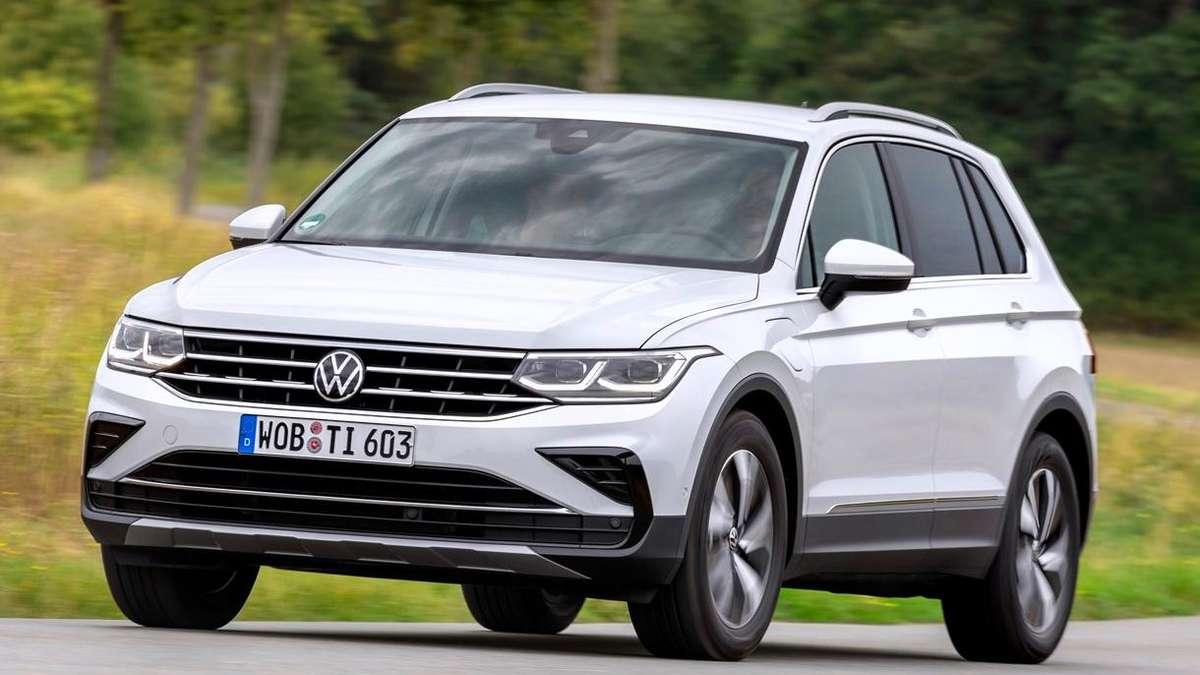 VW Tiguan eHybrid: Kommt 2021, verzichtet aber auf diesen ...