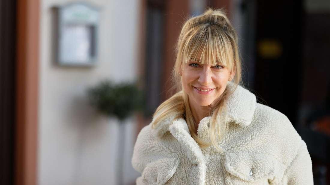 """TV-Star Isabell Hertel aus der RTL-Serie """"Unter uns"""". (Symbolbild)"""