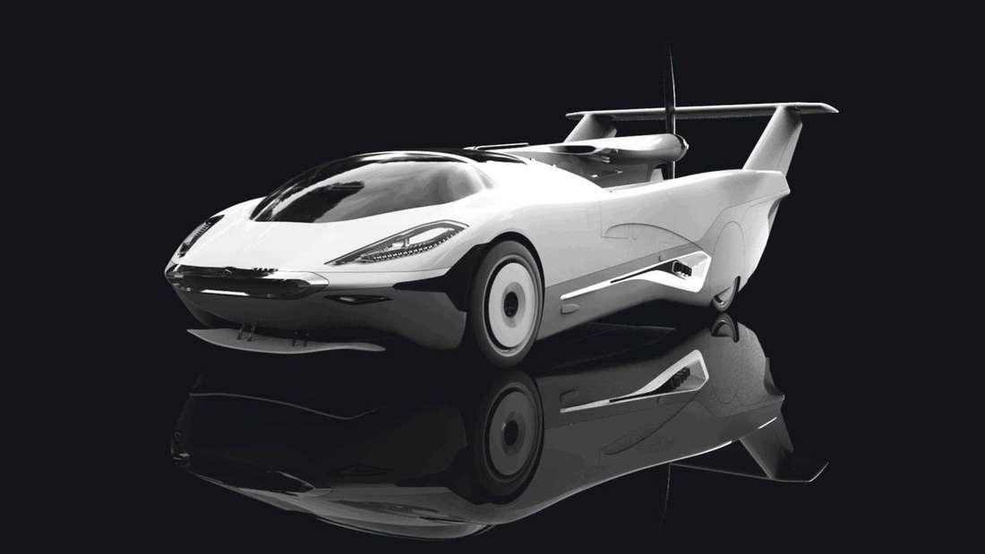 "Das Flugauto ""Klein Vision AirCar"" als Automobil"