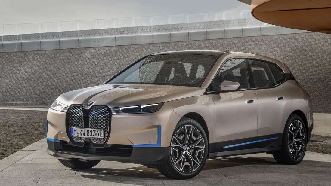 Ein BMW iX