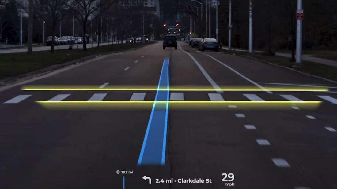 Ein Screenshot aus dem Panasonic-Präsentations-Video