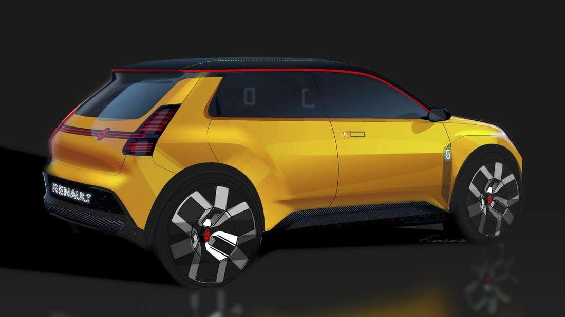 Der Renault 5 Prototype