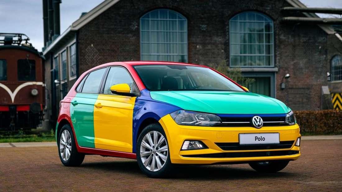 Der neu aufgelegte VW Polo Harlekin (2021)