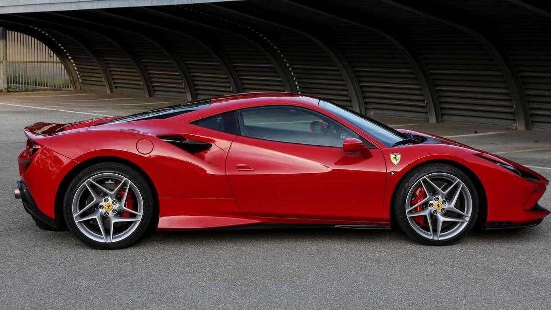 Der Ferrari F8 Tributo