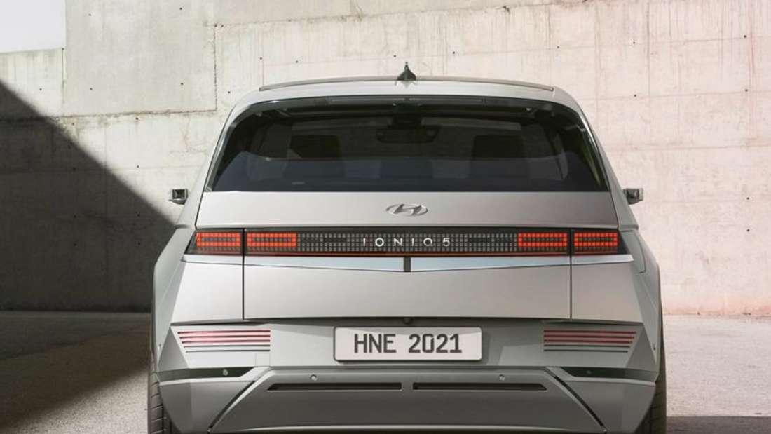 Ein Hyundai Ioniq 5