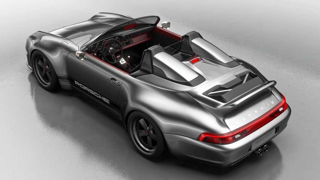 Ein Porsche 911 993 Speedster von Gunther Werks