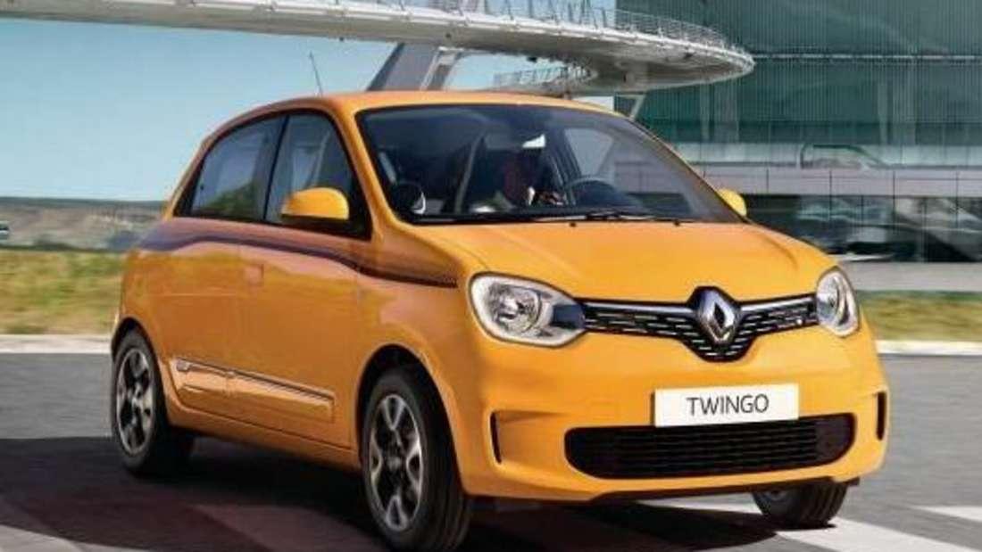Ein Renault Twingo