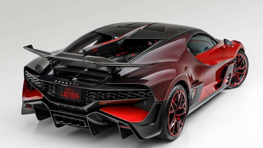Der Bugatti Divo Lady Bug