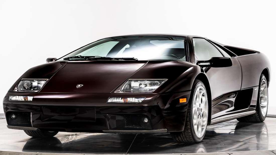 Ein Lamborghini Diablo 6.0 SE