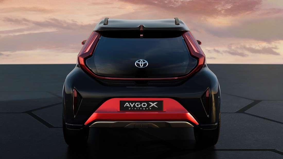 Die Studie Toyota Aygo X Prologue