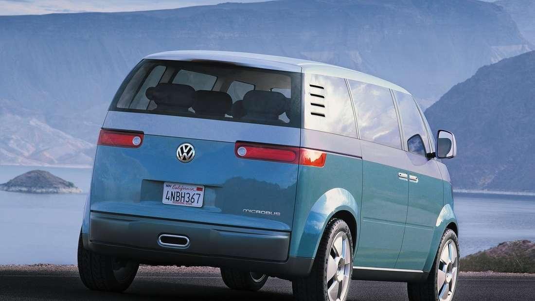 Der VW Microbus