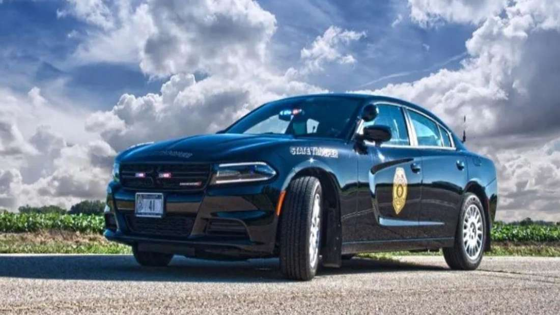 Ein Polizeiwagen der Kansas Highway Patrol (Symbolbild)