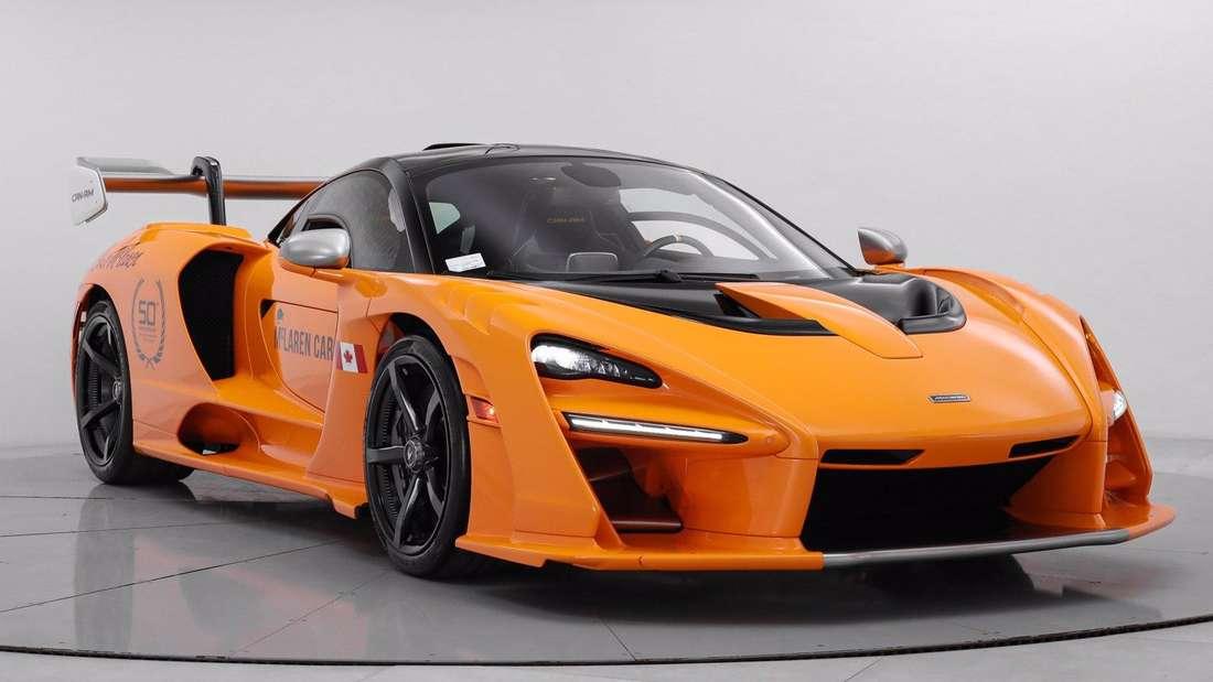 Ein McLaren Senna Can-Am