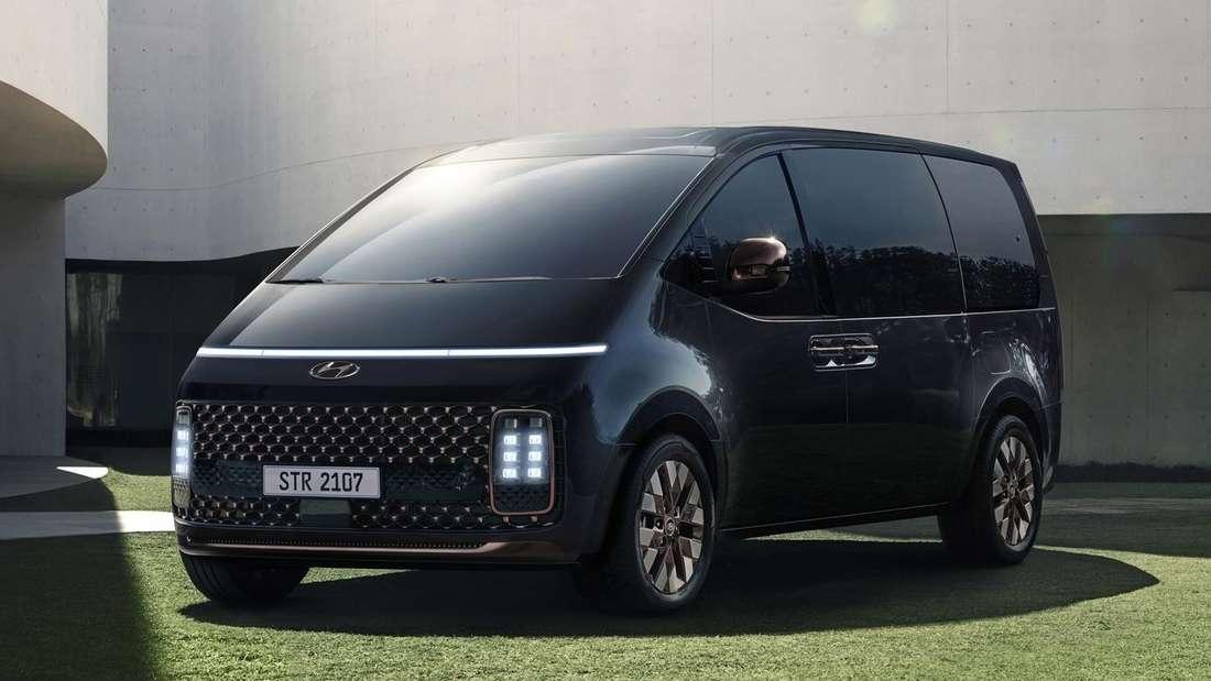 Ein Hyundai Staria