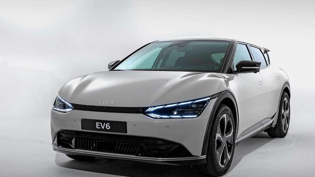 Ein Kia EV6