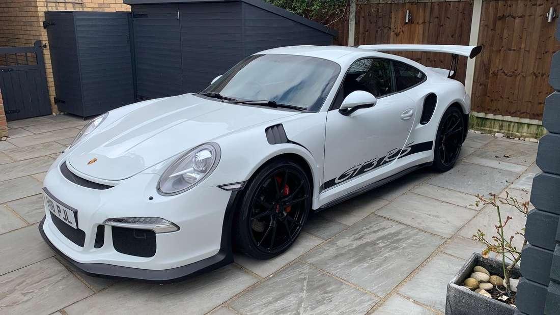 Der Nachbau eines Porsche 911 GT3 RS