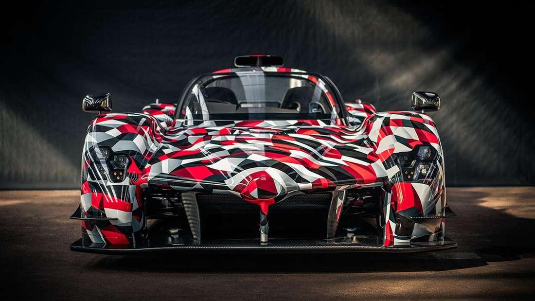 Toyota Gazoo GR Super Sport von vorn