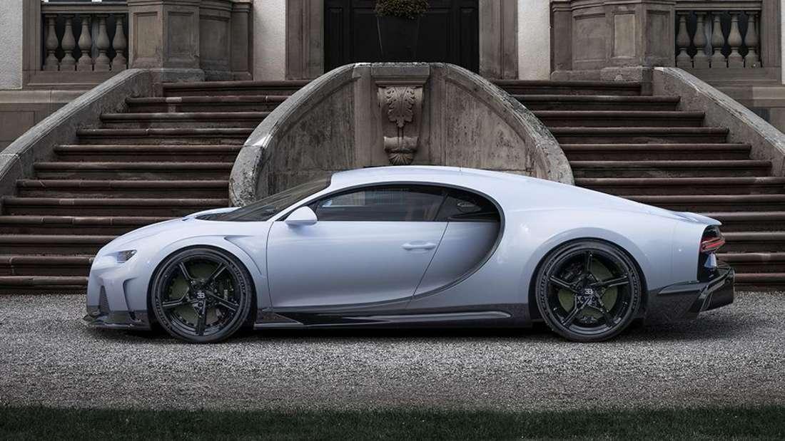Bugatti Chiron Super Sport, stehend