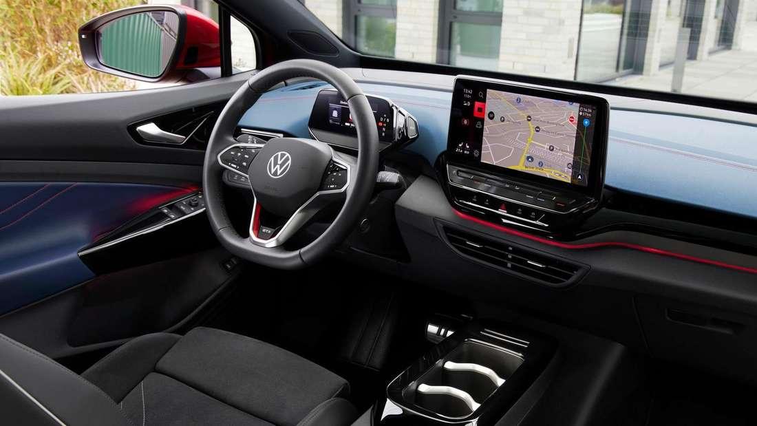 VW ID.4 GTX, Interieur-Ansicht