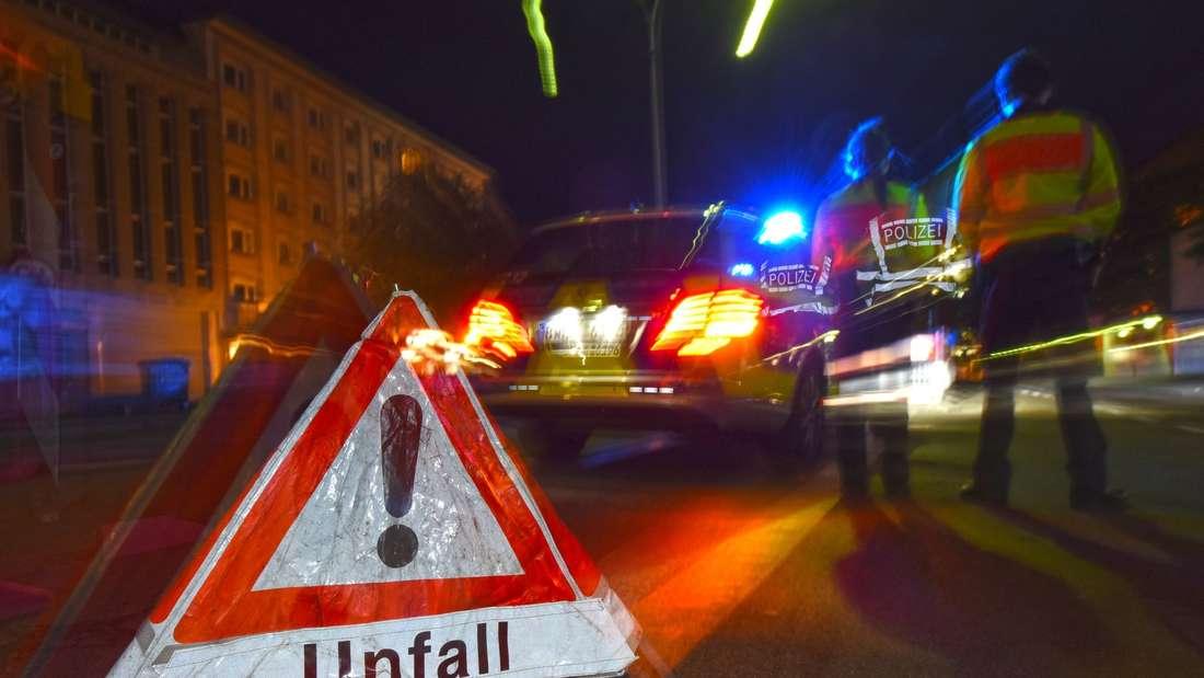 Unfall mit Fußgänger