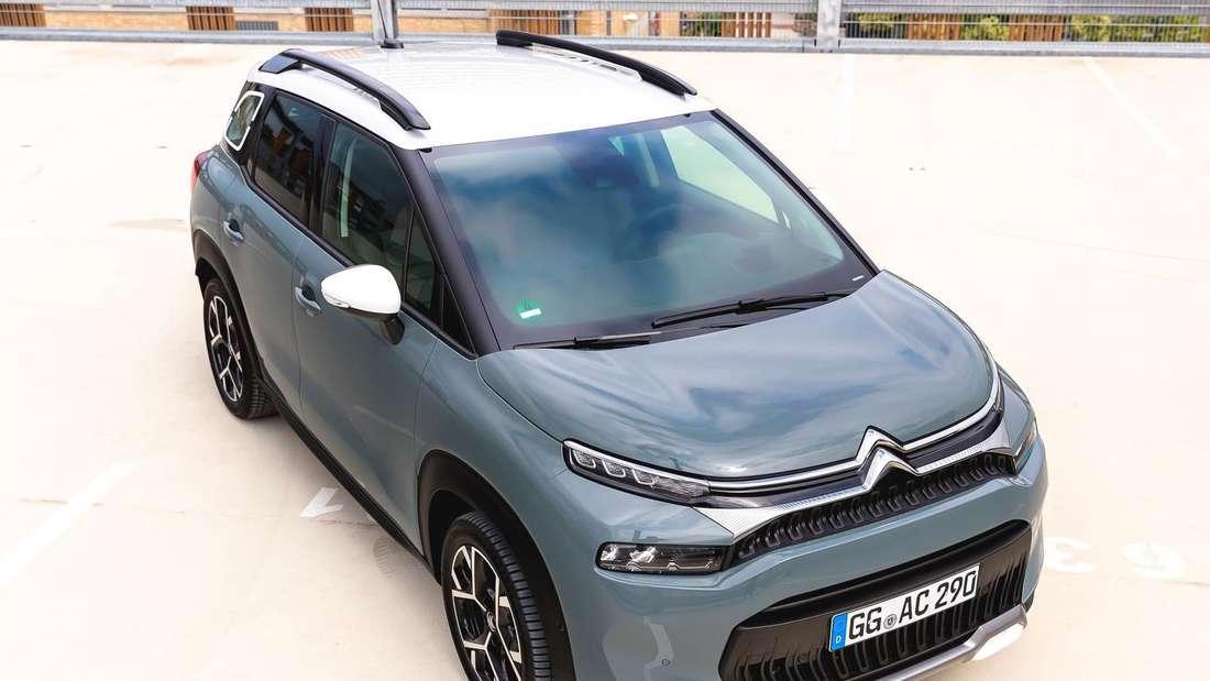 Citroën C3 Aircross, stehend