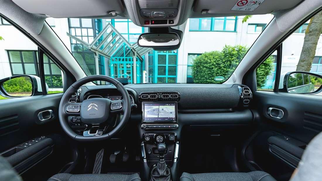 Interieur des Citroën C3 Aircross