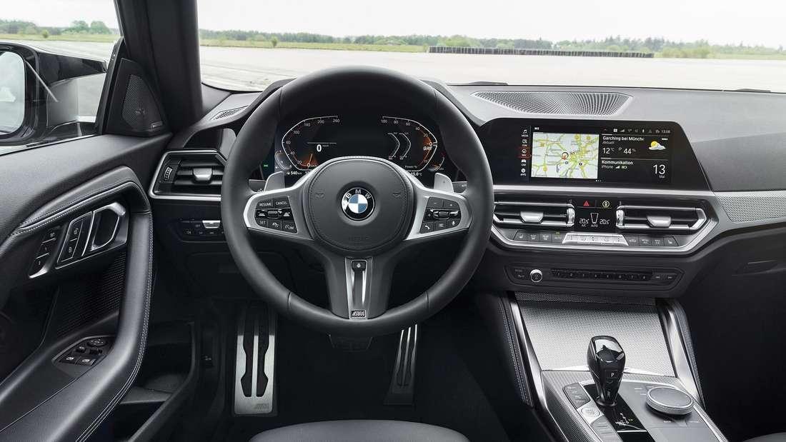 Interieur des BMW M240i