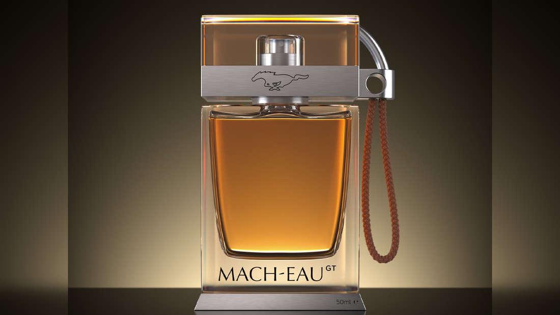 Parfüm-Flakon Ford Mach-Eau