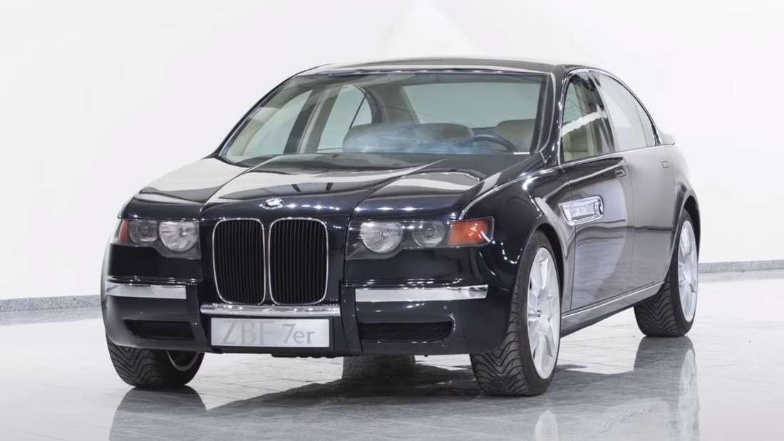 Die BMW-Studie ZBF 7er