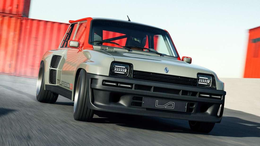 Ein Legende Automobiles Turbo 3