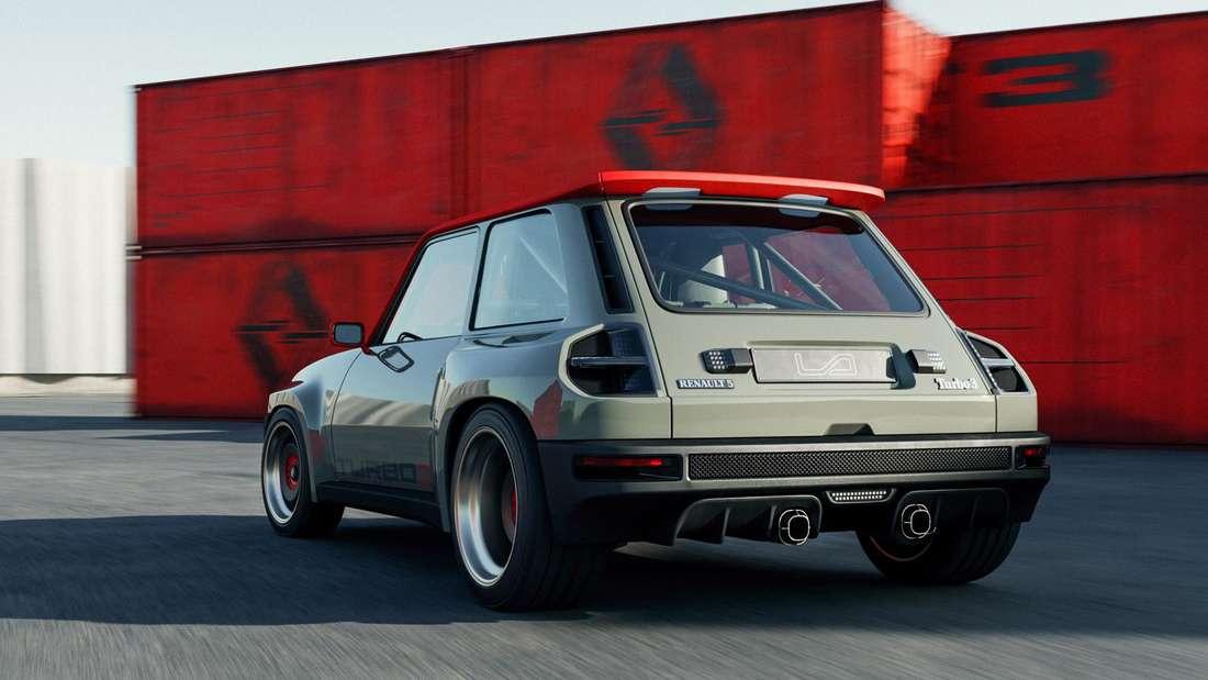 Ein Legende Automomobiles Turbo 3