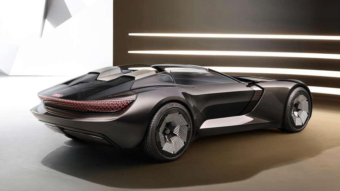 Audi Skysphere Concept, stehend