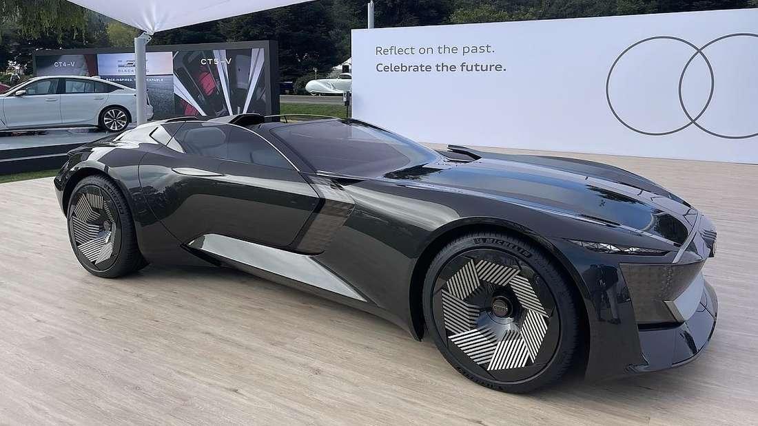 Die Audi-Studie Skysphere