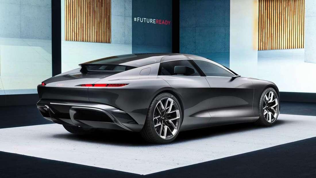 Der Audi Grandsphere Concept
