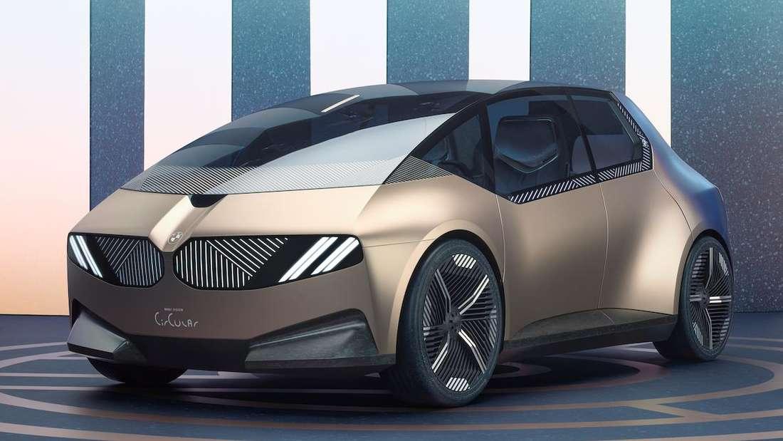 Die BMW-Studie i Vision Circular